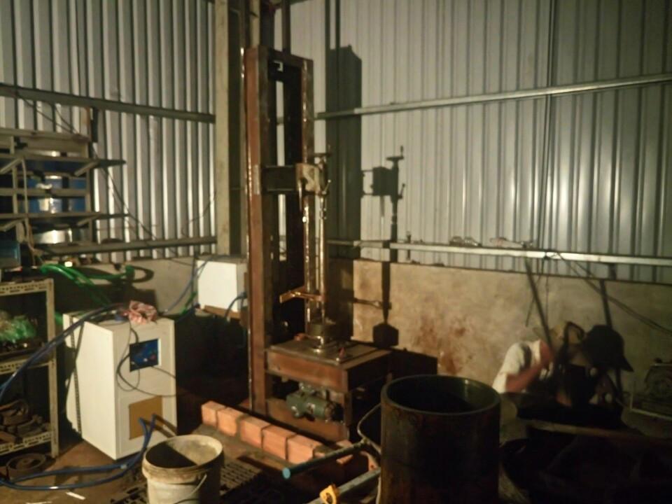 Sửa chữa thiết bị nhà máy sx giấy
